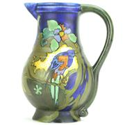 Sale 8264 - Lot 53 - Gouda Ete Jug