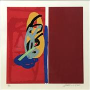 Sale 8451E - Lot 5047 - Graham Kuo (1948 - ) - Untitled 46 x 46cm (frame size: 79 x 79cm)