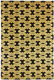 Sale 8563A - Lot 20 - The Florence Broadhurst Collection Design; Romanesque Made in; Nepal Colour; Gold Made from; Tibetan Wool & Chinese Silk S...