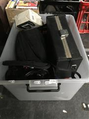 Sale 8759 - Lot 2146 - Box of Cameras