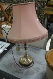 Sale 7982 - Lot 34 - Vintage EP Lamp with Shade
