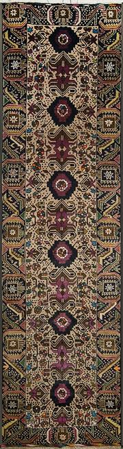 Sale 8345C - Lot 60 - Persian Baluchi 280cm x 82cm