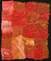 Sale 8316 - Lot 540 - Kudditji Kngwarreye (c1928 - 2017) - My Country 83 x 70cm