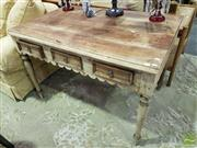 Sale 8532 - Lot 1019 - Hardwood Desk