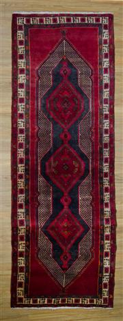 Sale 8559C - Lot 29 - Persian Shiraz 315cm x 110cm