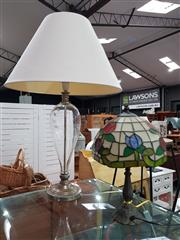 Sale 8740 - Lot 1119 - Collection of Table Lamps