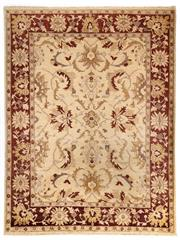 Sale 8790C - Lot 11 - An Afghan Chobi, Hand Spun In Naturally Dyed Wool, 360 x 270cm