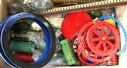 Sale 8376 - Lot 35 - Large Collection of Meccano.