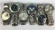 Sale 8645D - Lot 62 - Mens Watch Collection