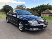 Sale 8795A - Lot 6 - 2004 Holden Statesman