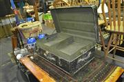 Sale 8165 - Lot 1081 - Military Shipping Trunk
