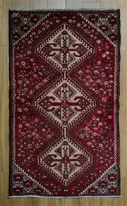 Sale 8559C - Lot 31 - Vintage Persian Shiraz 177cm x 100cm