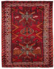 Sale 8725C - Lot 77 - A Persian Lori Carpet, Hand-knotted Wool, 198x156cm, RRP $2,200