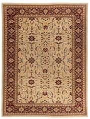 Sale 8790C - Lot 15 - An Afghan Chobi, Hand Spun In Naturally Dyed Wool, 355 x 271cm