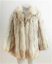 Sale 9081H - Lot 41 - A White Arctic for jacket by Cornelius, size 10