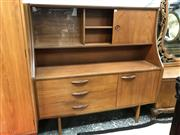 Sale 8872 - Lot 1041 - Avalon Teak Highboard