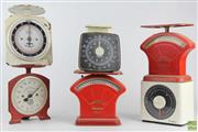 Sale 8546 - Lot 67 - Collection of Vintage Scales inc Postal