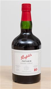 Sale 9023H - Lot 40 - Penfolds Father 10 Year Old Grand Tawny Port