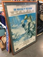 Sale 8659 - Lot 2107 - The Hunting of the Snark, Musical, Poster, 142.5 x 102cm (frame size)