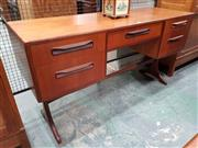 Sale 8741 - Lot 1048 - G Plan Teak Dressing Table