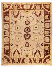 Sale 8790C - Lot 3 - An Afghan Chobi, Hand Spun In Naturally Dyed Wool, 395 x 300cm