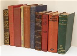 Sale 9190W - Lot 42 - A small collection of books including Shakespeare.