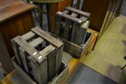 Sale 8134 - Lot 1066 - Collection Of Reproduction Timber Crates