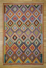 Sale 8559C - Lot 35 - Persian Kilim 302cm x 200cm