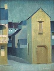 Sale 8683A - Lot 5007 - Dorothy Atkins (1914 - 1997) - The Old Warehouse, Redfern 21.5 x 16.5cm