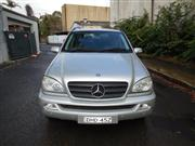 Sale 8235V - Lot 1 - Mercedes Benz ML350 Luxury
