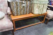 Sale 8323 - Lot 1041 - Timber Coffee Table