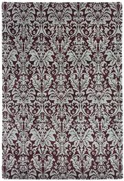 Sale 8563A - Lot 23 - The Florence Broadhurst Collection Design; Tapestry Made in; Nepal Colour; Blueberry Made from; Tibetan Wool Size; 180 x 1...