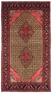 Sale 8725C - Lot 82 - A Persian Torsikan Carpet, Hand-knotted Wool, 230x125cm, RRP $1,950