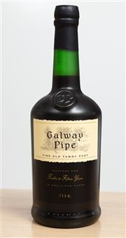 Sale 9023H - Lot 39 - A bottle of Galway Pipe fine old tawny port. 750ml