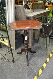 Sale 8019 - Lot 1035 - Timber Occasional Table