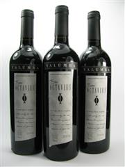 Sale 8278A - Lot 18 - 3x 2008 Yalumba The Octavius - edition XIX Old Vine Shiraz, Barossa Valley