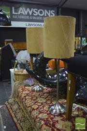 Sale 8326 - Lot 1636 - Pair of Table Lamps