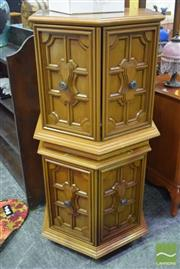 Sale 8550 - Lot 1537 - Pair of Bedside cabinets