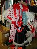 Sale 7490 - Lot 1275 - 1 SEXY QUEEN OF HEARTS COSTUME + 1 SEXY POLKA DOT