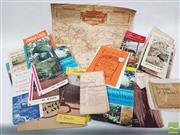 Sale 8900 - Lot 7 - Collection of Ephemera on the Blue Mountains & Jenolan Caves, etc