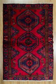 Sale 8665C - Lot 45 - Persian Hamadan 194cm x 125cm