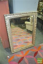 Sale 8337 - Lot 1076 - Gilt Framed Mirror