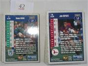 Sale 8418S - Lot 42 - DYNAMIC 1995 SERIES 2 (set of 220). 91 cards only.