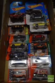Sale 8530 - Lot 2291 - Collection of Model Cars incl. Hot Wheels; Matchbox