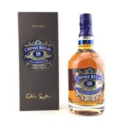 Sale 8588 - Lot 952 - 1x Chivas Regal 18YO 'Gold Signature' Blended Scotch Whisky - in box