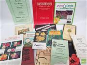 Sale 8900 - Lot 12 - Collection of Gardening Ephemera incl. Yates Garden Guide; Sam McGredys Book of Roses; Macfie, D.T. Lilies for the Garden & Gre...