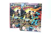 Sale 8733 - Lot 9 - Muhammad Ali vs Superman. The original large format comic from DC (New York 1978) in good condition, with the hardback replica of th...