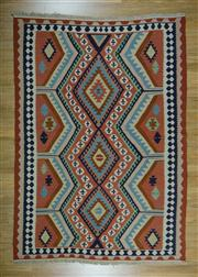 Sale 8665C - Lot 46 - Persian Kilim 280cm x 200cm
