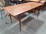 Sale 8741 - Lot 1033 - Danish Teak Coffee Table