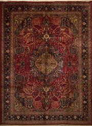 Sale 8360C - Lot 62 - Persian Tabriz 310cm x 395cm
